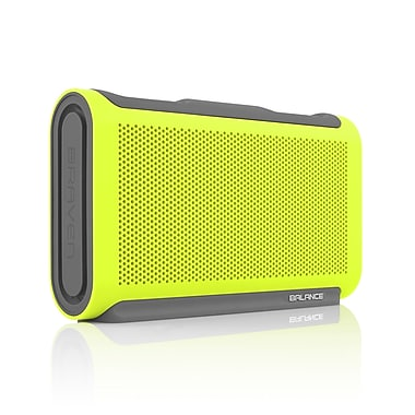 Braven Balance Portable Bluetooth Speaker, Electric Lime