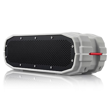 Braven BRV-X Portable Bluetooth Speaker, Black/Gray