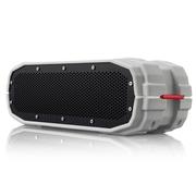 Braven BRV-X Portable Bluetooth Speaker, Black/Gray