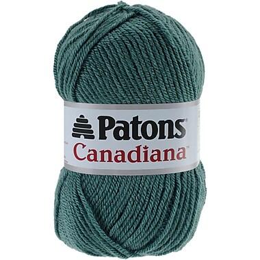 Canadiana Yarn, Solids-Dark Teal