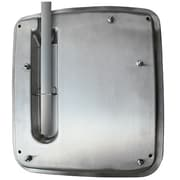 Adaptor Plate, Stainless Brushed