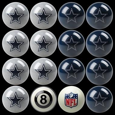 Imperial 16 Piece NFL Billiard Ball Set; Dallas Cowboys