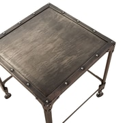 Wildon Home   Industrial Steel Nesting Tables