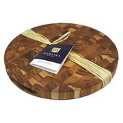 Madeira Madeira Chop Block Board; 1.25'' H x 14'' W x 14'' D