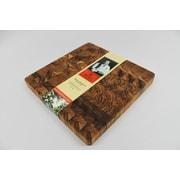 Madeira Mario Batali Chop Block Board; 1.25'' H x 12'' W x 12'' D
