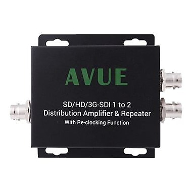 Avue Distribution Amplifier and Repeater