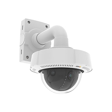 Axis Communications 0664-001 Wired Network Camera, White