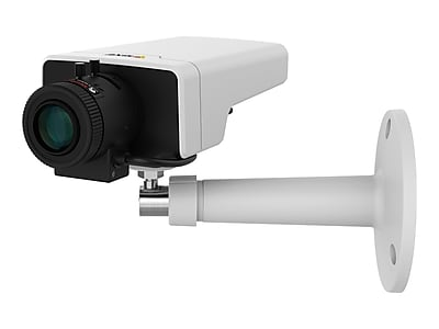 Axis Communications 0749-001 M1125 Wired Network Camera, White