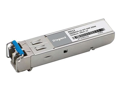 C2G ® Cisco 1 Gbps SFP to LC Male/Female Transceiver Module (GLC-LH-SMD)