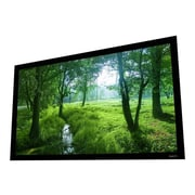 "EluneVision 92"" 16:9 Elara Fixed Frame Projector Screen"