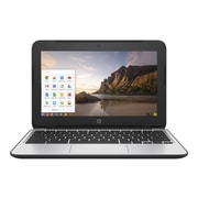 "HP® Chromebook 11 G4 EE V2W29UT#ABA 11.6"" Chromebook, LED, Intel Celeron N2840, 16GB SSD, 2GB RAM, Chrome OS, Black"