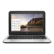 "HP® Chromebook 11 G4 EE V2W29UT#ABA 11.6"" Chromebook, LED, Intel Celeron N2840, 16GB SSD, 2GB RAM, Chrome OS, Black"