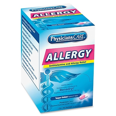 PhysiciansCare Allergy Relief Tablets - Allergy -