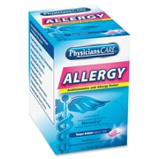 PhysiciansCare Allergy Relief Tablets - Allergy - 50 Box