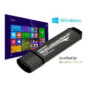 Kanguru Mobile WorkSpace 64GB USB 3.0 Flash Drive, Windows 7/8/8.1 (KWTG100-64G)