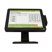 "Bematech LE1015 15"" LCD Touch Monitor, Black"