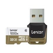 Lexar® Professional UHS-II U3 Class 10 32GB microSDXC Memory Card