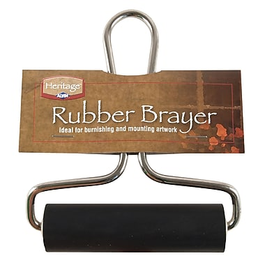 Alvin and Co. Hard Rubber Brayer