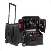 CH Ellis R201 Extra Tough Rotationally Molded Wheeled Case