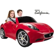 Big Toys Feber Ferrari California 12V Battery Powered Car