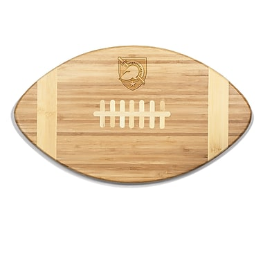 Picnic Time NCAA Touchdown! Engraved Cutting Board; U.S Military Academy