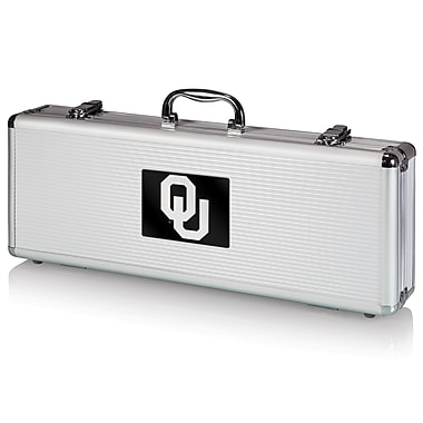 Picnic Time NCAA Fiero Engraved; Oklahoma