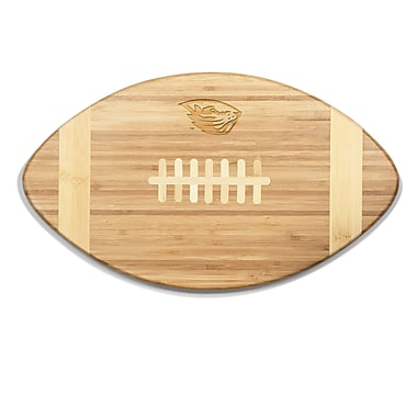Picnic Time NCAA Touchdown! Engraved Cutting Board; Oregon State