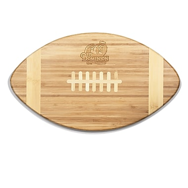 Picnic Time NCAA Touchdown! Engraved Cutting Board; Old Dominion