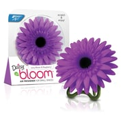 BRIGHT Air Daisy Air Freshener, Juicy Bloom And Raspberry, Purple, 3.8oz, 6/carton