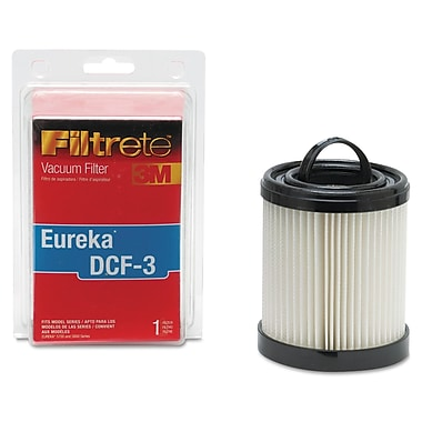 Eureka Dust Cup Filter For Bagless Upright Vacuum Cleaner, Dcf-3