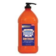 Boraxo Orange Heavy Duty Hand Cleaner, 3 Liter Pump Bottle, 4/carton