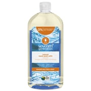 Seventh Generation Natural Hand Wash, Purely Clean Fresh Lemon & Tea Tree, 32 Oz Bottle, 6/carton