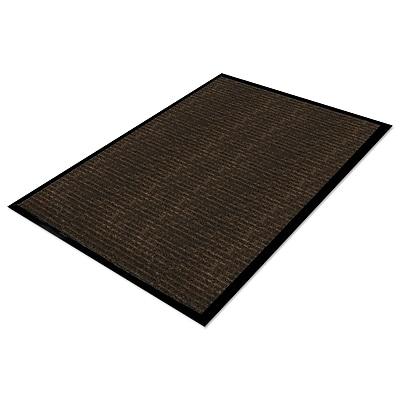 Guardian Golden Series Indoor Wiper Mat, Polypropylene, 36 x 120, Brown