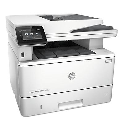 HP LaserJet Pro MFP M426FDW Wireless Multifunction Printer, Copy/Fax/Print/Scan