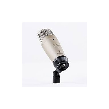 Behringer C-1U, USB Studio Condenser Microphone