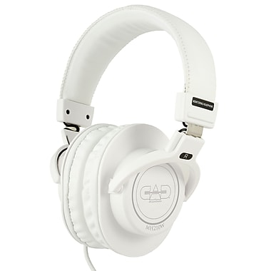 CAD Audio MH510W, The Sessions™, Headphones, White