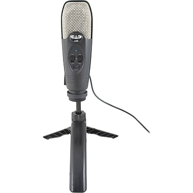 CAD Audio U39, USB Recording Microphone