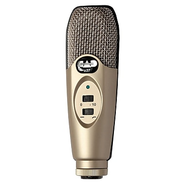 CAD Audio U37, USB Studio Recording Microphone