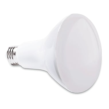 Verbatim BR30 LED Bulb, 2700K, 650 Lumens, 65W Replacement, Dimmable