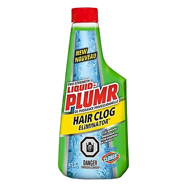 Liquid Plumr Drain Clog Remover 473 mL, 6/Pack