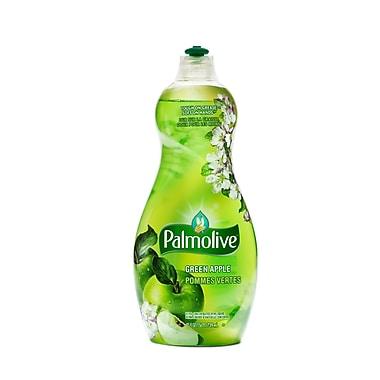 Palmolive – Détergent à vaisselle Ultra, pomme verte et lis blanc, paq./12