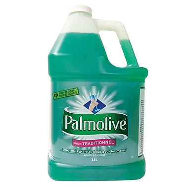 Palmolive Dishwashing Liquid Original Scent 3.8l, 4 Packs/Case