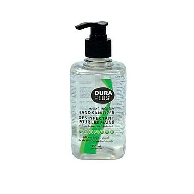 Dura Plus Instant Hand Sanitizer pump 350 mL, 12 Packs/Case