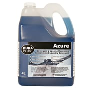 Dura Plus Azure Concentrated Laundry Detergent 4L, 4/Pack