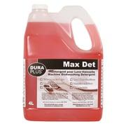 Dura-Plus – Détergent liquide pour lave-vaisselle Max Det 4 L, 4/paquet