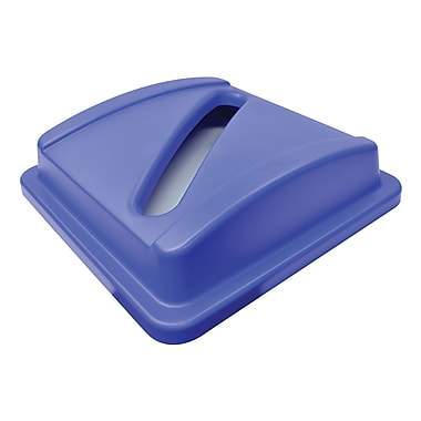 Blue Lid With Slot For Paper For Ka25-rec, Each