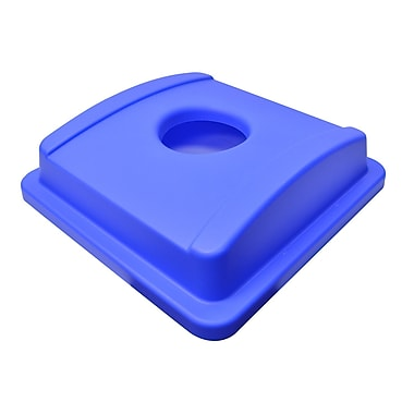Blue Lid With Hole For Bottles For Ka25-rec, Each