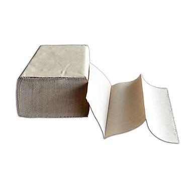 Dura Plus – Papier brun pour les mains multiépaisseurs Diamond, 250 feuilles x 9 po, 16/paquet