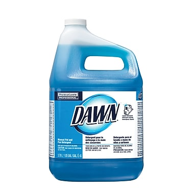 Dawn Pot and Pan Detergent 3.78 L, 3 Packs/Case
