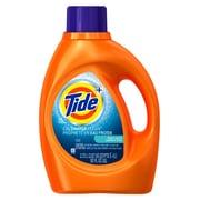Tide – Détergent à lessive liquide eau froide de 2,95 L, 4 paquets/boîte